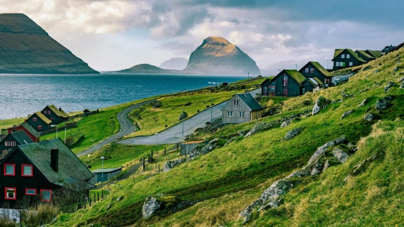 10 curious places from all over the world